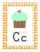 Adorable Polka Dot Alphabet Set