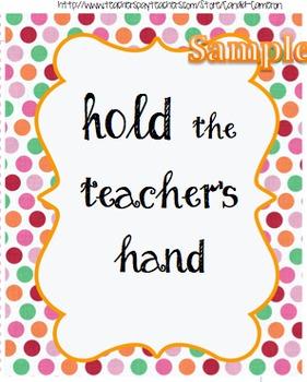 Customizable Teacher Reward Coupon