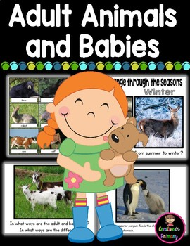 Adult Animals and Babies