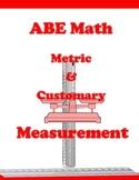 Adult Basic Education Math-Measurement