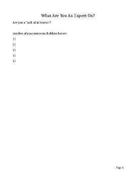 Adult ESL Class Workbook