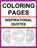 Adult Coloring Book & Art Therapy