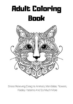 63 Adult Coloring Pages To Nourish Your Mental - Visual Arts Ideas | 350x247