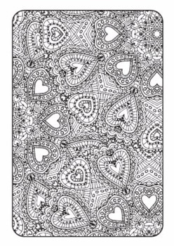 Coloring Book - Ultimate Art Therapy Bundle
