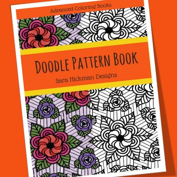 Adult Coloring Book for Big Kids, Teens and Teachers