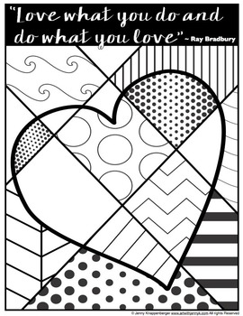 Adult Coloring For Teachers