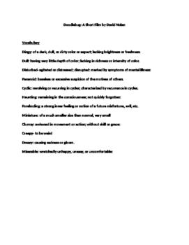 Adult ESL Discussion Pack #1