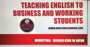 Adult ESL-  Lesson Plan, Student Handout, and Answer Key (Marketing)
