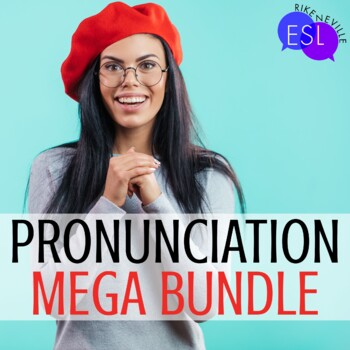 Adult ESL Phonics BUNDLE