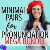 Phonics and Pronunciation for ADULT ESL (BUNDLE)