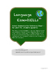 Adult ESL school communication reference sheet