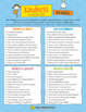 FREE Kindness Checklist - for Older Students, Teachers, Parents - US Letter