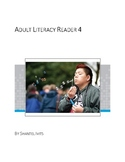 Adult Literacy Level 4 Reader and Workbook