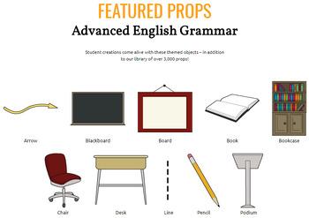 Adv. English Grammar Activities: Irregular Commas & Subject-Verbs, Parallelism