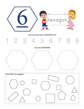 Advacned Shapes Packet
