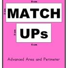 Advance Area and Perimeter Match Ups