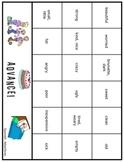 Advance!  Spanish Adjectives game