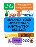 Advance Your Addition & Subtraction Skills Grades 1-2 - Gifted and Talented