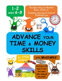 Advance Your Time & Money Skills Grades 1-2 - All Kids are