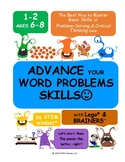 Advance Your Word Problems Skills Grades 1-2 - Gifted and Talented
