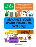 Advance Your Word Problems Skills Grades 2-3 - All Kids ar