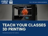 Advanced 3D printing lesson - Learnbylayers