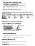 Advanced Adjectives Notes and Practice