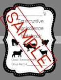 Advanced Animal Science Interactive Notebook Packet