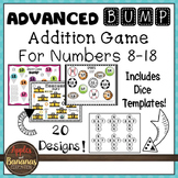 Advanced BUMP Addition Game - 20 Designs