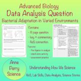 Advanced Biology Data Analysis: Bacteria Adaptations