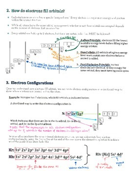 Advanced Chemistry Lecture Notes--Atomic Structure