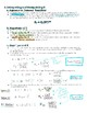 Advanced Chemistry Lecture Notes--Equilibrium