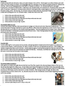 Advanced Classical Conditioning Worksheet