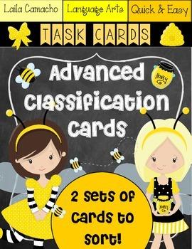 Classification (Advanced)