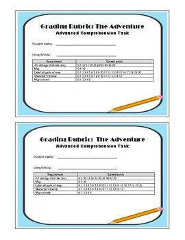 Advanced Comprehension Tasks II