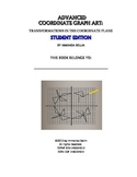 Advanced Coordinate Graph Art for Grades 6-8: Student Edition