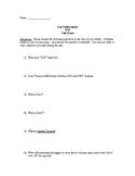Advanced DUI-Field Sobriety Quiz/Test