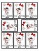 Decoding Multisyllabic Words WORD PARTS CARD GAME WINTER SET 8 Intervention