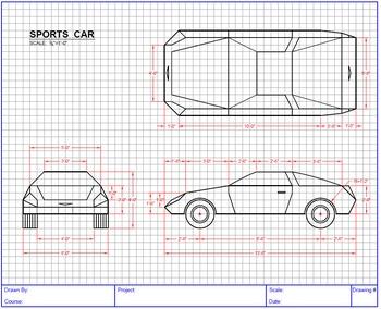 Advanced Drafting, CAD, Traditional Drafting