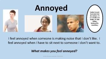 Advanced Emotions; Emotional Literacy; Emotional Regulation