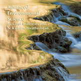 Advanced Environmental Science-Teacher Manual, Lessons, Class Notes, PPT's, Labs