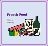 Advanced French Food Picture Matching