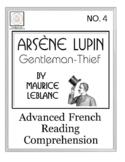 Advanced French: Gants Blancs, Guêtres Blanches (Arsène Lupin)