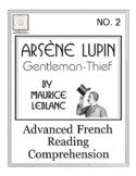 Advanced French: La Lettre d'Amour du Roi George (Arsène Lupin)
