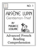 Advanced French: Les Gouttes Qui Tombent (Arsène Lupin)