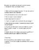 Advanced French Poetry Activity - Dejeuner du matin