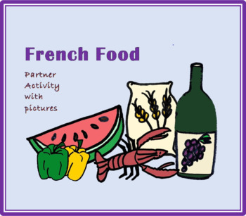 Advanced French food prices with partners