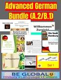 Deutsch Für Fortgeschrittene: Advanced German Class BUNDLE