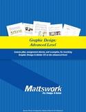 Advanced Graphic Design Course / Lesson Plans / Assignments / Ideas
