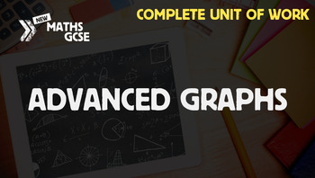 Advanced Graphs - Complete Unit of Work